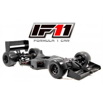 Infinity IF11 1/10 EP Formula Car Chassis Kit