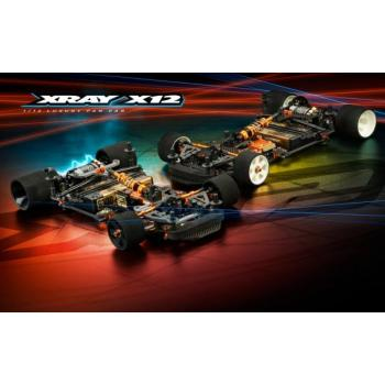 XRAY X12 - 2020 EU SPECS - 1/12 PAN CA