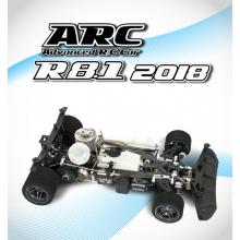 ARC R8.1 2018 1/8 NITRO Onroad Bausatz