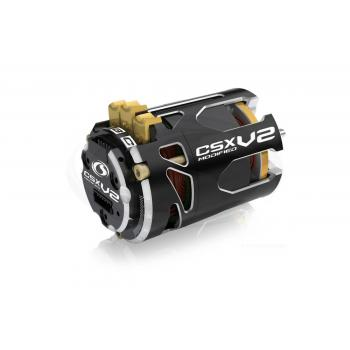 CSX Modified -V2- 540 Brushless Motor sensored 5.5T -6650kv- 1-2S