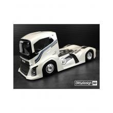 Bittydesign Iron 1/10 Truck Body Clear