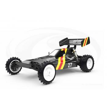 Schumacher 1:10 2WD Buggy TOP CAT, Baukasten