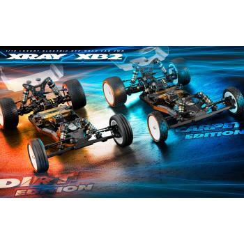 XRAY XB2D'20 - 2WD 1/10 ELECTRIC OFF-ROAD CAR - DIRT EDITION