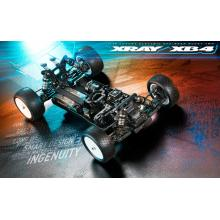 XRAY XB4'20 - 4WD 1/10 ELECTRIC OFF-ROAD CAR