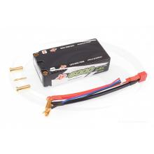 Intellect Lipo 7,6V 6000mAh 120C Shorty LiHV - 215g/5mm