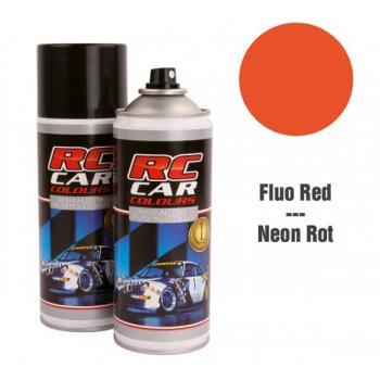 Lexan Farbe Flo Rot Nr 1005 150ml