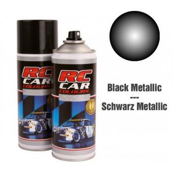 Lexan Farbe Metallic Schwarz Nr 935 150ml