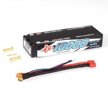 Intellect 10.000mAh 120C 7.6V Long Runtime Graphene Stick Pack LiHV