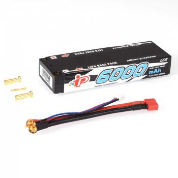Intellect 6000mAh 120C 7.6V High Power LCG Graphene Stick Pack LiHV