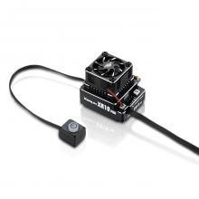Hobbywing Xerun XR10 Pro G2 Brushless Regler Schwarz 160A, 2-3s LiPo