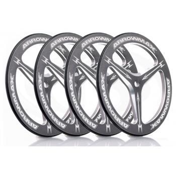 ARROWMAX Set-Up Räder für Tourenwagen - (4Stck.)