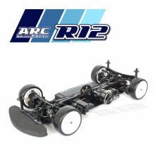 ARC R12 1/10 Touring Car Kit Aluminium Chassis