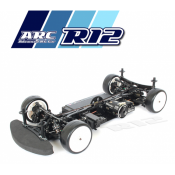 ARC R12 1/10 Touring Car Kit Aluminium Chassis
