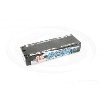 Intellect Lipo 7,6V 8400mAh 120C Stick LiHV -IFMAR,EFRA,ROAR,DMC legal- 328g/5mm