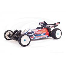 Schumacher 1:10 2WD Buggy Cougar LD Laydown -Stock Spec-, Baukasten