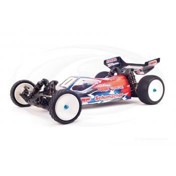 Schumacher 1:10 2WD Buggy Cougar LD Laydown -Stock Spec-, Baukasten