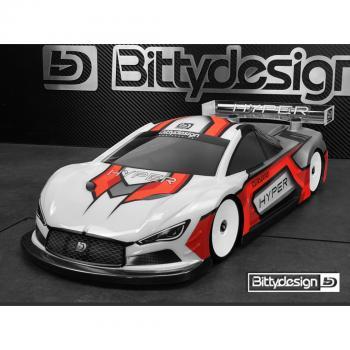 Bittydesign HYPER 190mm TC Body Ultra Lite Technology ULT