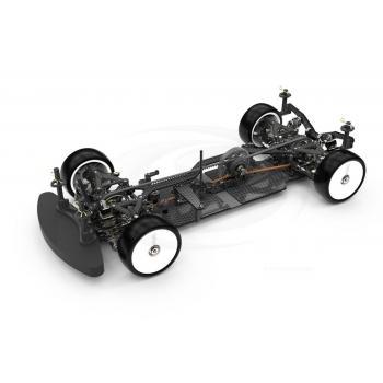 Schumacher 1:10 4WD Tourenwagen Mi7 Pro Kohlefaser, Baukasten