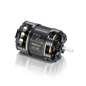 Hobbywing Xerun V10 Brushless Motor G3 4500kV (2-3s) 10.5T Sensored für 1:10