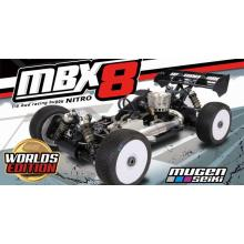 MBX-8 1/8 4WD OFF-ROAD BUGGY WORLDS EDITION MUGEN