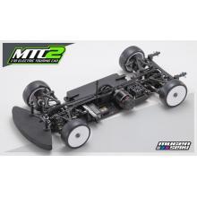 MTC2 KIT MIT ALU-CHASSIS 1/10 E-TW MUGEN
