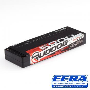 RUDDOG Racing 5800mAh 150C/75C 7.4V Ultra-LCG Stick Pack LiPo Battery