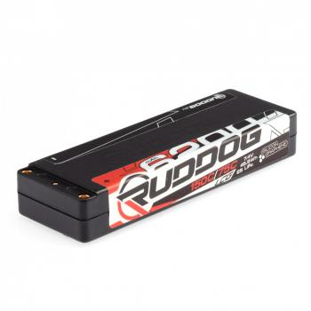 RUDDOG Racing 6200mAh 150C/75C 7.4V LCG Stick Pack LiPo Battery