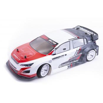 Schumacher 1:10 Front Wheel Drive Mission FT - S2, Baukasten