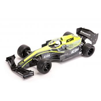 Schumacher 1:10 2WD Heckantrieb Icon - Formula - Baukasten