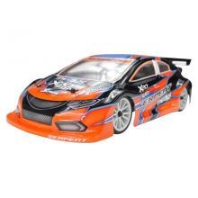 X20FWD CARBON 1/10 EP (SER400035) SERPENT