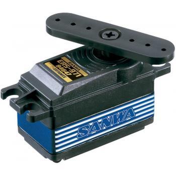 ERS-971 LowProfil HighSpeed Digital-Servo 0,09sec/9kg SANWA waterproof