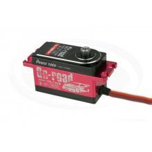 Power-HD L-12HV Digital Servo (12,0kg/0,06/7,4-Lipo) und (9,0kg/0,07s/6V) Vollalu -Low Profile-