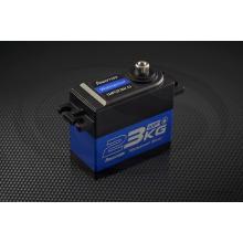Power-HD WP-23KG Analog Servo (23kg/0,12sec/6,0V) -Standart Größe- wasserdicht