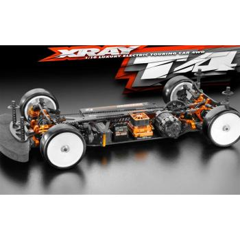 XRAY T4 2019 1/10 Chassis