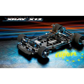 XRAY X12'21 EU 1/12 PAN CAR