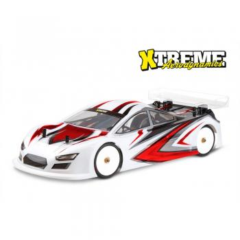 EP TWISTER SPECIALE ULTRA LIGHT RC MODEL BODY