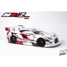 MGT-7 1/8 4WD GT Nitro-Tourenwagen MUGEN
