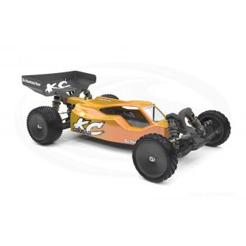 Schumacher 1:10 2WD Buggy Cougar KC Carpet Spec, Baukasten
