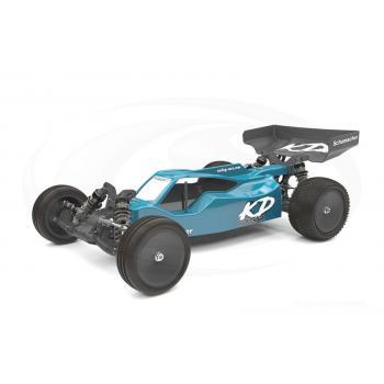 Schumacher 1:10 2WD Buggy Cougar KD Dirt Spec, Baukasten