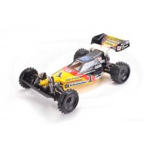Schumacher 1:10 4WD Buggy CAT XLS Masami, Baukasten