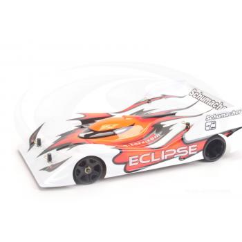 Schumacher 1:12 Pan Car Eclipse2, Carbon, Baukasten