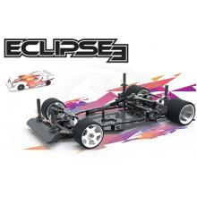 Schumacher 1:12 Pan Car Eclipse3, Carbon, Baukasten
