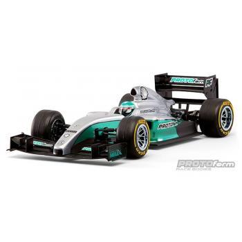 F1-Fifteen Karo klar PROTOform F1
