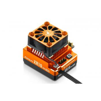 Hobbywing Xerun XR10 Pro Brushless Regler Orang160A, 2-3s LiPo
