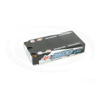 Intellect Lipo 7,6V 3600mAh 120C Shorty Low-Profile LiHV -IFMAR,EFRA,ROAR,DMC legal- 152g/5mm