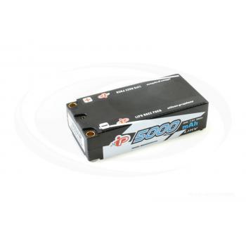 Intellect Lipo 7,6V 5000mAh 120C Shorty LiHV -IFMAR,EFRA,ROAR,DMC legal- 204g/5mm