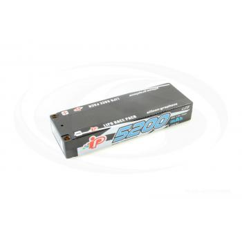 Intellect Lipo 7,6V 5200mAh 120C Stick LiHV -IFMAR,EFRA,ROAR,DMC legal- 243g/5mm
