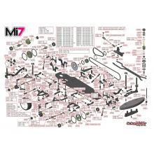 Ersatzteile Mi7