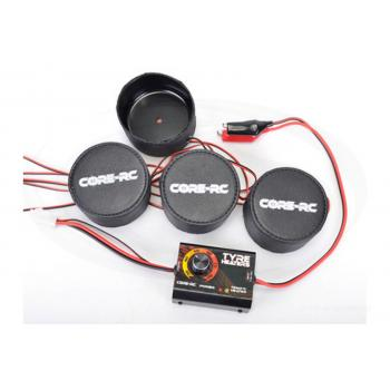 CORE RC Tyre Warmer Set