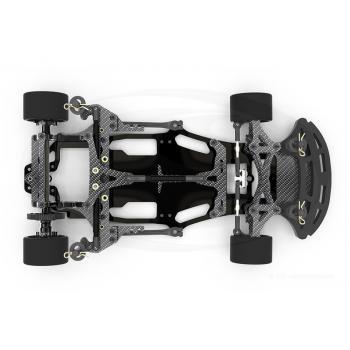 Schumacher 1:12 ATOM 2 GT12, CFK Baukasten